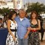 Pedro Almodóvar, Penélope Cruz and Carmen Maura at event of Volver