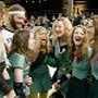 Still of Drew Barrymore, Ellen Page, Andrew Wilson and Kristen Wiig in Whip It