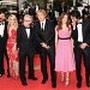 Woody Allen, Adrien Brody, Owen Wilson, Michael Sheen, Rachel McAdams and Léa Seydoux at event of Midnight in Paris
